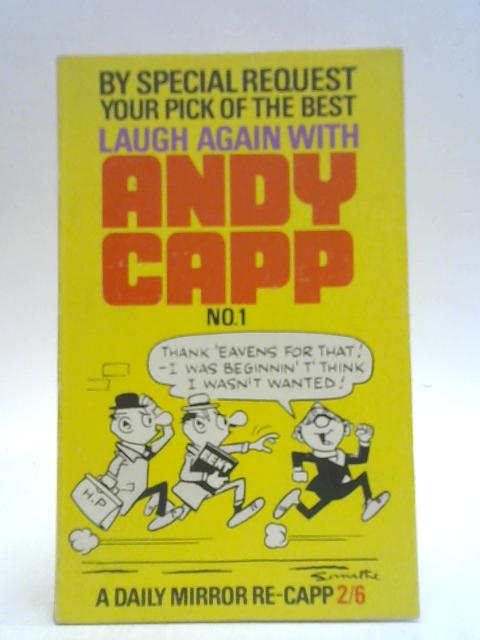Laugh Again With Andy Capp No.1. By Andy Capp