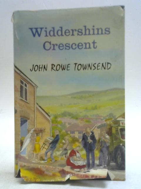 Widdershins Crescent By John Rowe Townsend