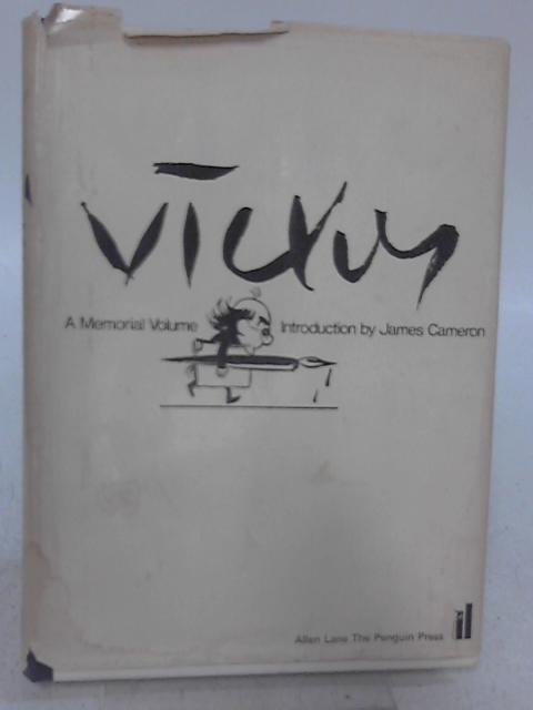 Vicky: A Memorial Volume