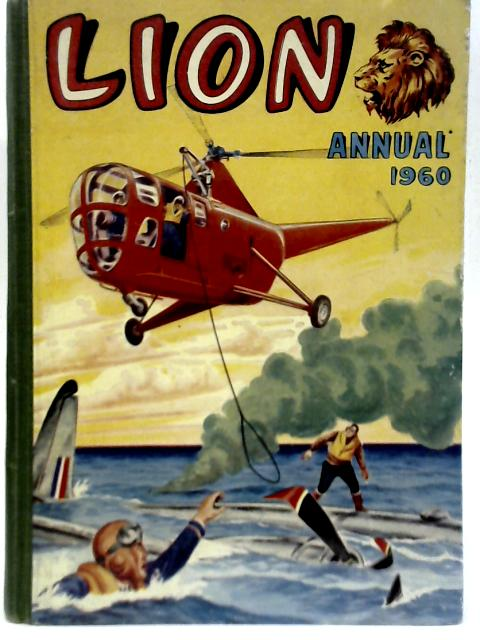 Lion Annual 1960 By Various