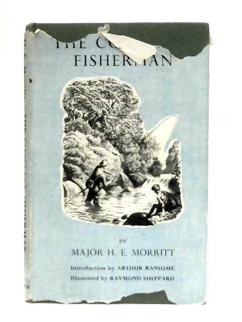 The Constant Fisherman By Henry Edward Morritt