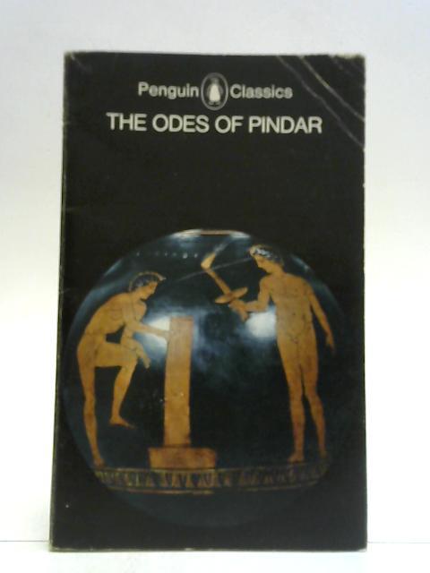 The Odes of Pindar By Pindar