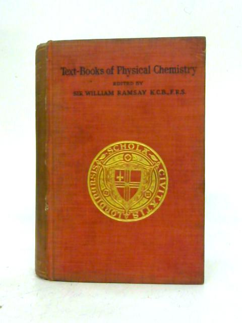 Chemical Statics and Dynamics By J. W. Mellor