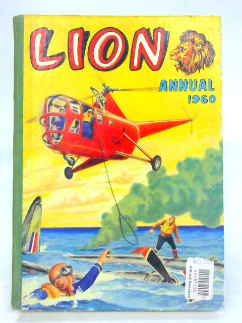 Lion Annual 1960 By No Author