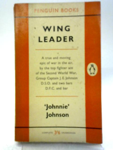 "Wing Leader By Johnson, ""Johnnie"""