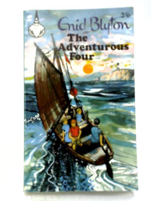 The Adventurous Four (Merlin Books No. 20) By Enid Blyton