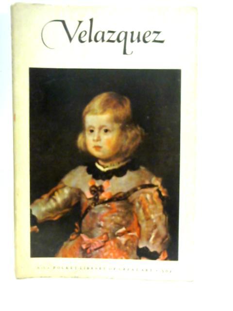 Diego Velazquez By Margaretta Salinger