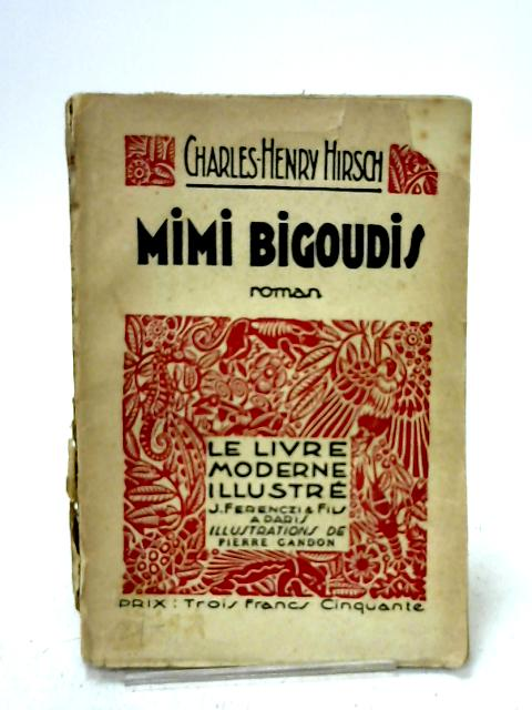 Mimi Bigoudis By Charles-Henry Hirsch