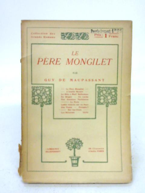 Le Pere Mongilet By Guy de Maupassant