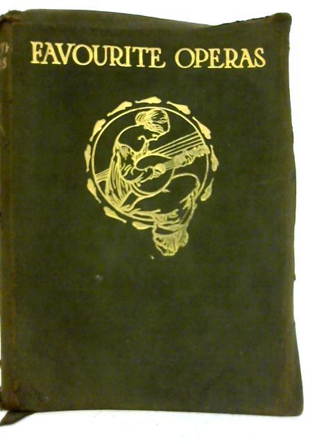 Favourite Operas By J Cuthbert Hadden