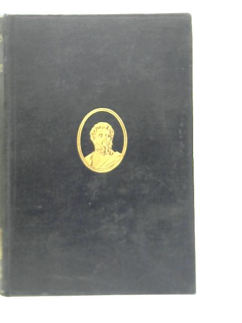 The Antigone of Sophocles By R C Jebb & E S Shuckburgh