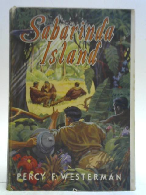 Sabarinda Island By Percy Westerman