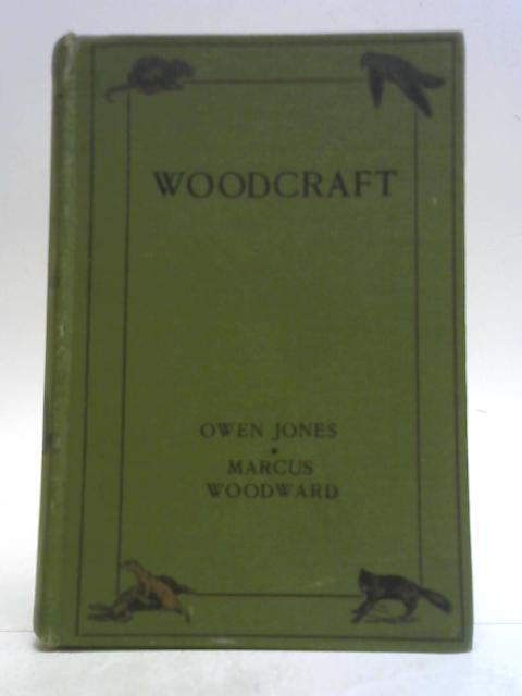 Woodcraft By Owen Jones and Marcus Woodward