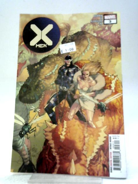 X-Men (2019) #3 By Jonathan Hickman