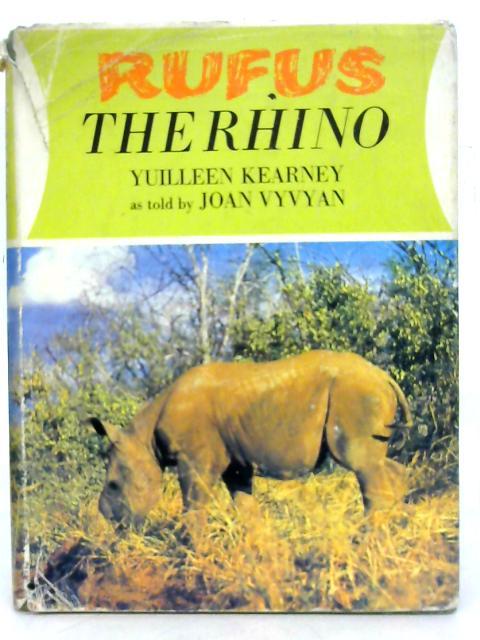 Rufus the Rhino By Yuileen Kearney