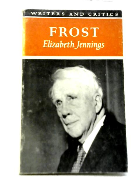 Frost By Elizabeth Jennings