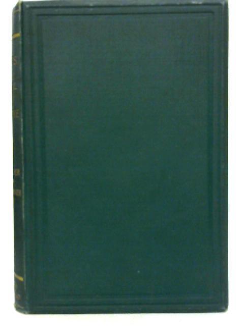 Cyprus Historical and Descriptive By Franz Von Loher, Mrs A Batson Joyner