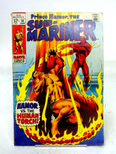 The Sub - Mariner, Vol. 1, No. 14 By unstated