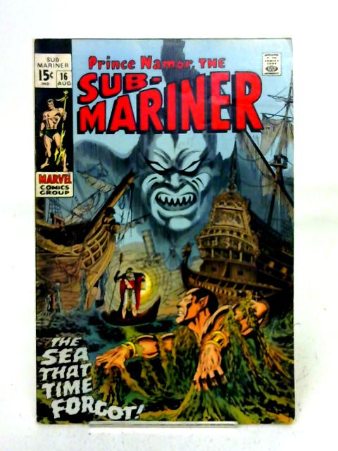 The Sub - Mariner, Vol. 1, No. 16 By unstated