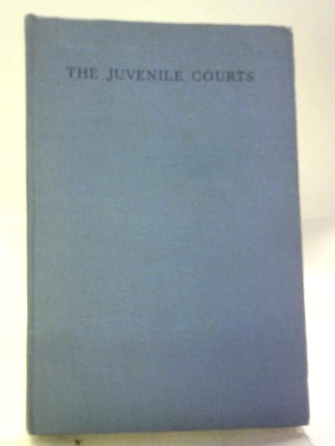 The Juvenile Courts By F.T Giles