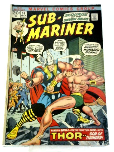 Sub-Mariner #59 By Various