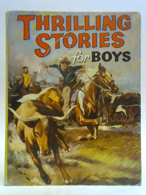 Thrilling stories for Boys By Jim Kjelgaard