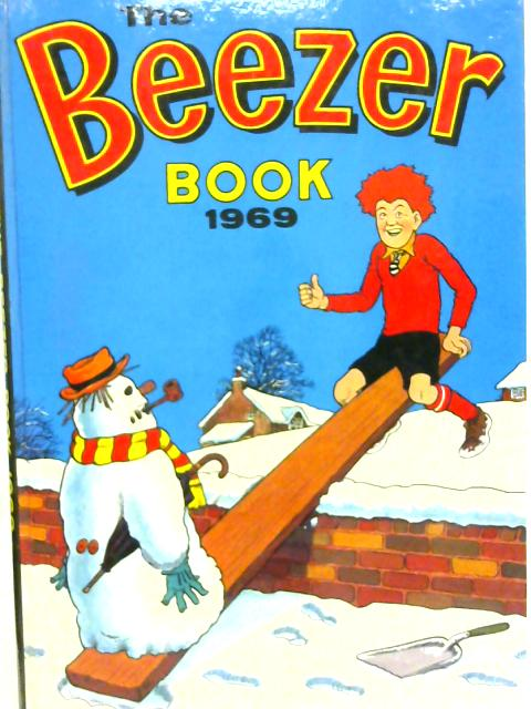 The Beezer Book 1969 By Various