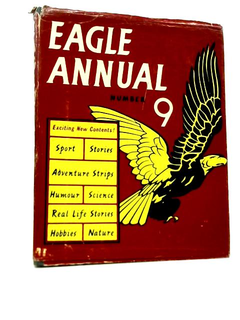 The Ninth Eagle Annual By Marcus Morris