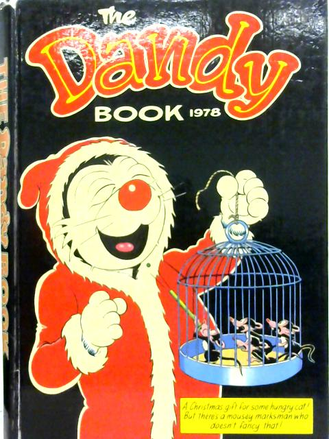 The Dandy Book 1978 By Various