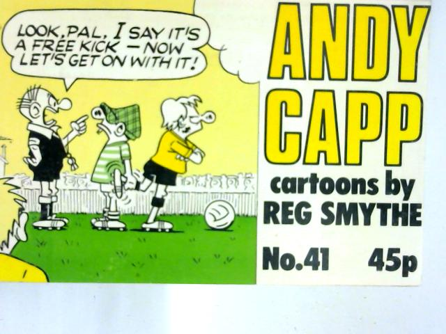 Andy Capp Number 41 By Reg Smythe