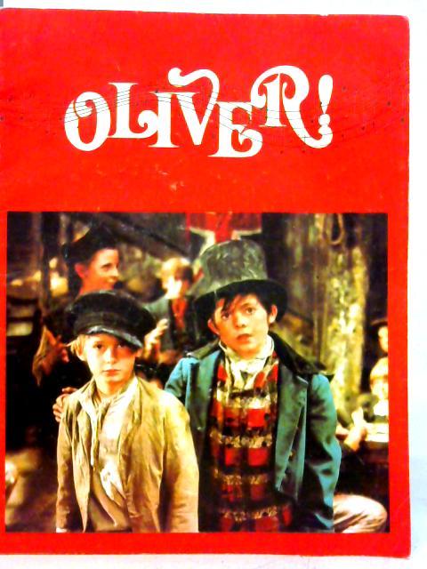 Oliver! - Souvenir Book By Various