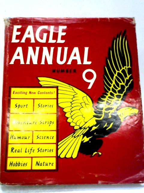 Eagle Annual Number 9 By Ed: Marcus Morris
