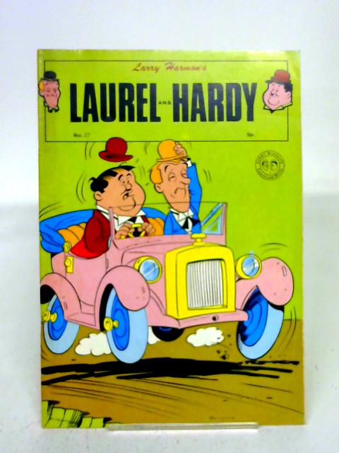 Larry Harmon's Laurel and Hardy No 27 By Larry Harmon