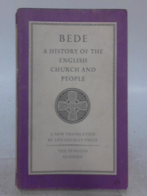 A History of the English Church & Peoples By Bede