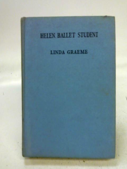 Helen Ballet Student By Linda Graeme