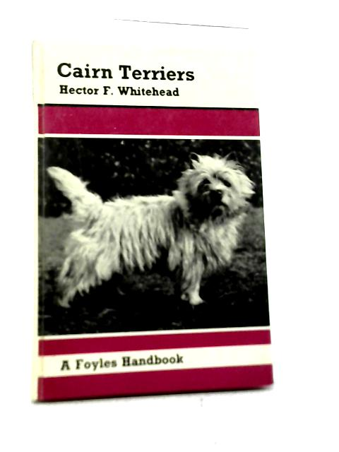 Cairn Terriers By Hector F. Whitehead
