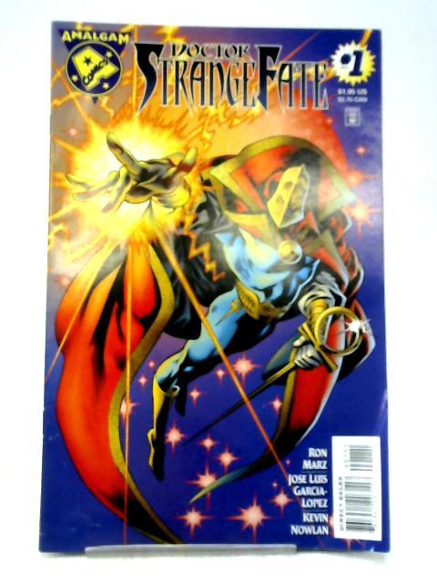 Doctor Strange Fate # 1 (Ref626394694) By Amalgam Comics