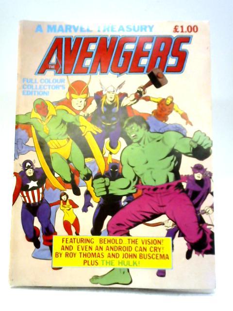 Avengers Treasury Edition #1 By Marvel