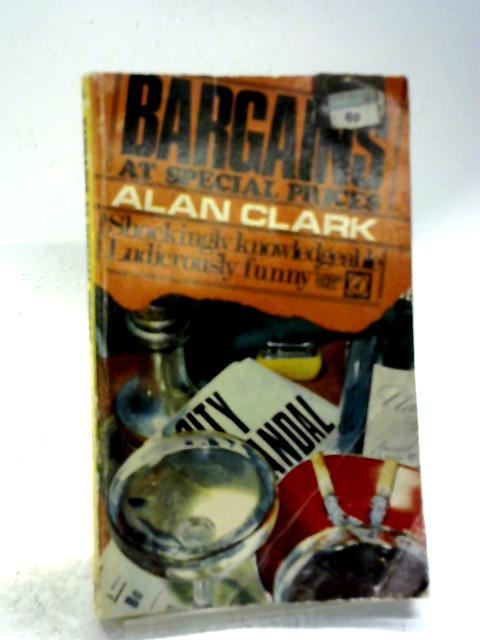 Bargains At Special Prices By Alan Clark