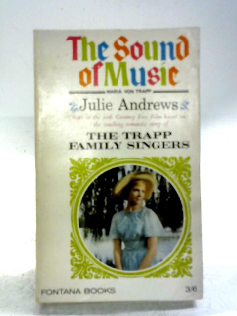The Sound Of Music By Maria Augusta Trapp