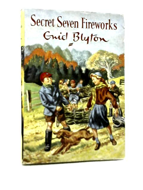 Secret Seven Fireworks By Enid Blyton