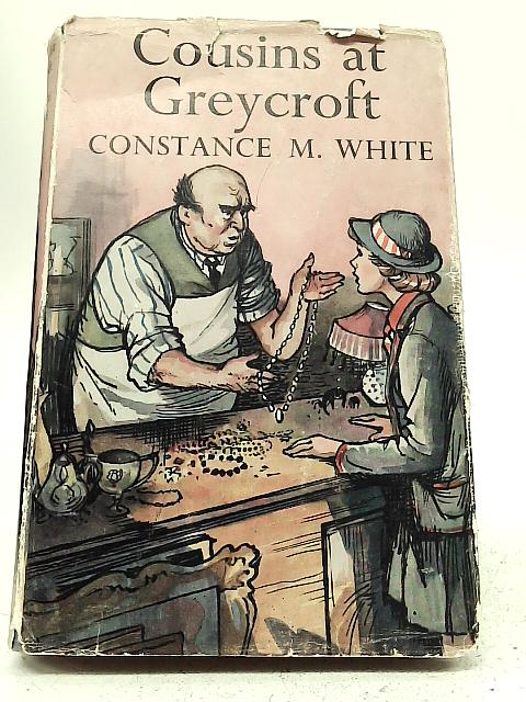 Cousins at Greycroft By Constance M White