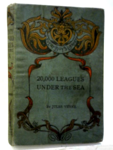 Twenty Thousand Leagues Under The Sea Volume II By Jules Verne