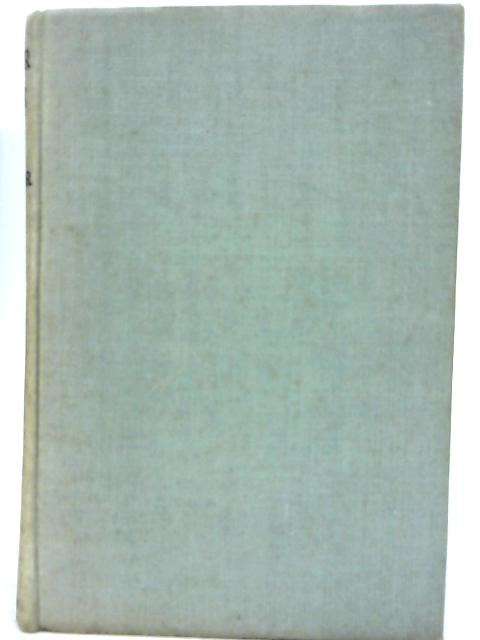 Christopher Marlowe By U. M. Ellis-Fermor