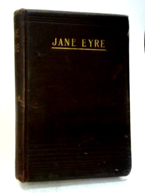 Jane Eyre An Autobiography By Charlotte Bronte
