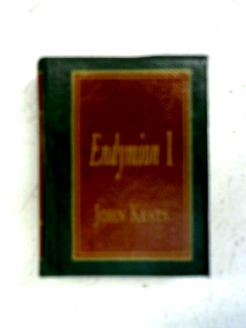 Endymion II By Keats, John