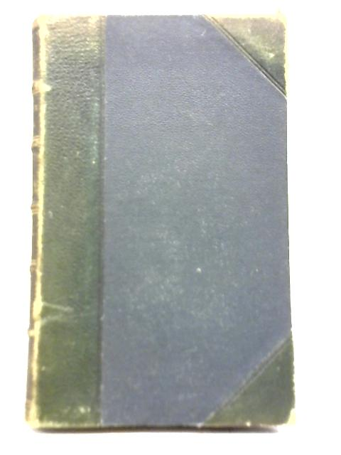 Handley Cross; or, The Spa Hunt. A Sporting Tale Vol I By Unstated