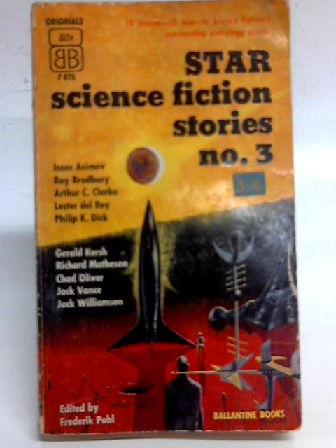 Star Science Fiction Stories No.3 By Various