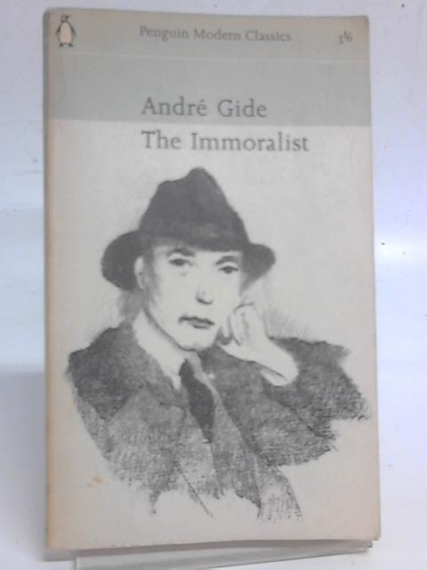 The Immoralist By A Gide