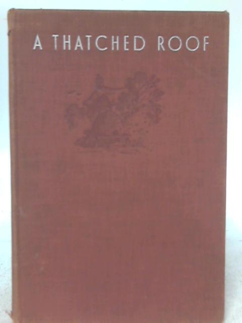 A Thatched Roof By Beverly Nichols